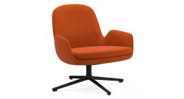Era Lounge Chair Low Swivel - Normann Copenhagen Seating